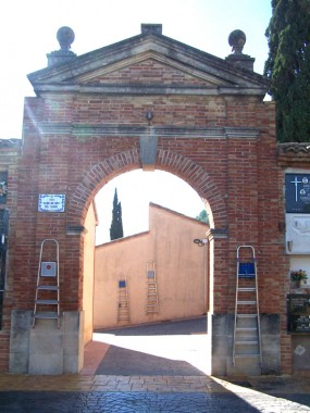 Puerta antigua de Cocentaina