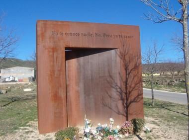 Puerta de Alcublas homenaje