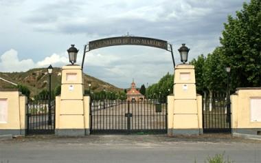 Puerta de Paracuellos