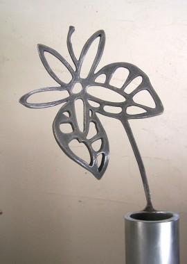 detalle bucaro flor de azahar