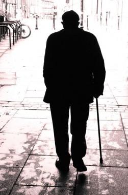 geronimo caminando