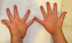 manos para diseño de lapida